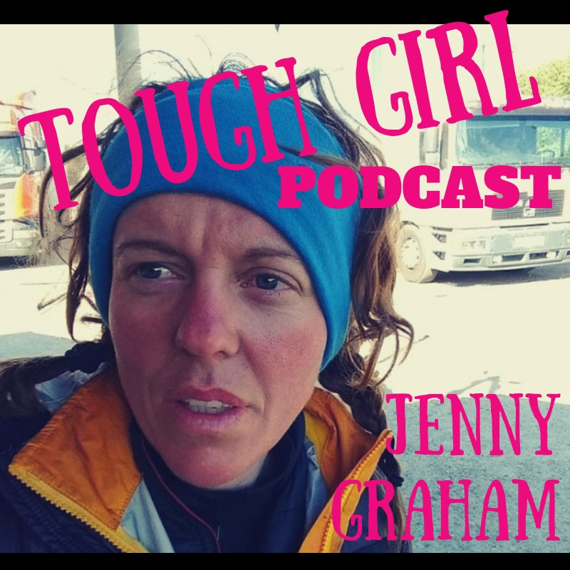 Jenny Graham - Fastest woman to cycle around the world. 18,000 miles, over 4 continents, through 16 countries, completing the trip solo and unsupported in just 124 days!
