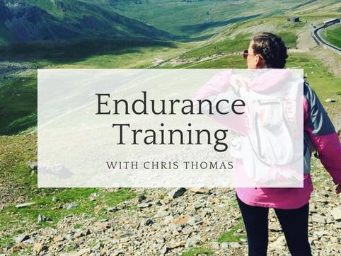 Endurance Training Plan for the Appalachian Trail 2017