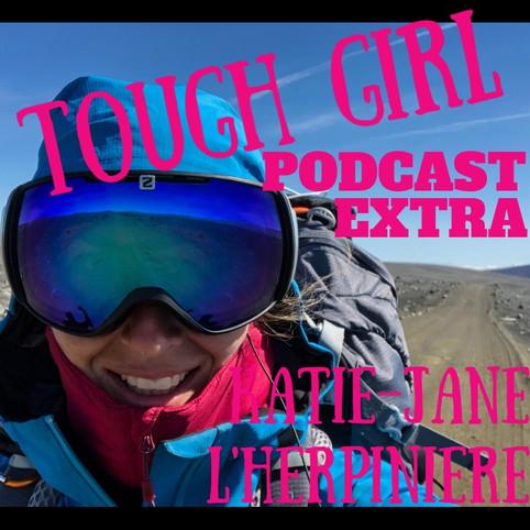Katie-Jane L'Herpiniere - Iceland Traverse - Hiking/FastPacking - 600km journey on foot traversing t