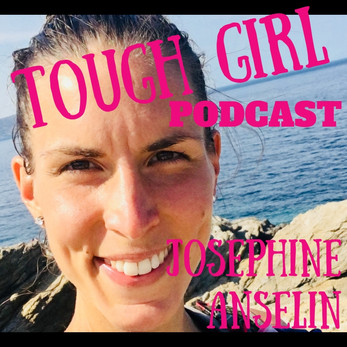 Josephine Anselin - Running the length of New Zealand in 99 days, cycling across Sardinia, Taiwan an
