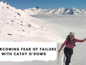 Overcoming Fear of Failure with Cathy O'Dowd