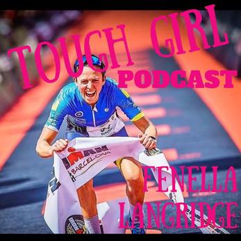 Fenella Langridge - Professional Triathlete over 70.3 distance