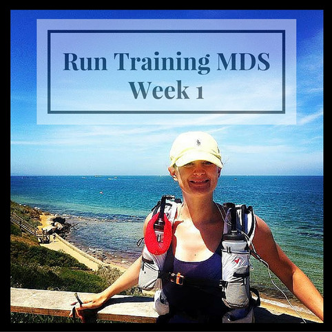 Run Training MDS - Week 1