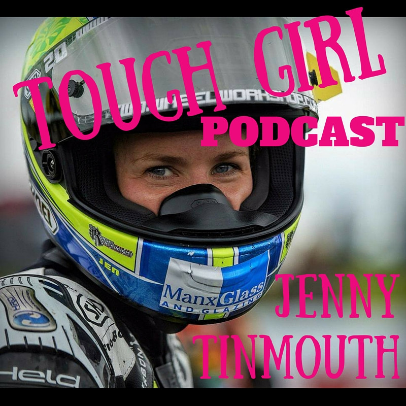 Jenny Tinmouth - Honda Racing Rider in the 2016 British Superbike Championship. Female lap record holder at IOM TT 2x Guinness World Records