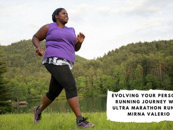 "Tough Girl - Mirna Valerio - ""The Mirnavator"" - Ultra Marathon Runner & National Geographic 2018"