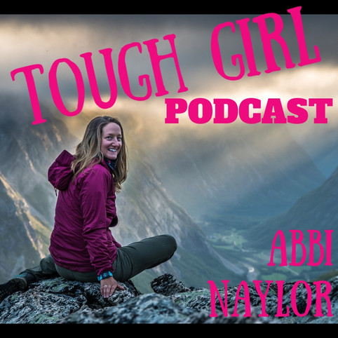 Abbi Naylor - Expedition Leader. Outdoor Instructor. Adventurer & Endurance Athlete who complete