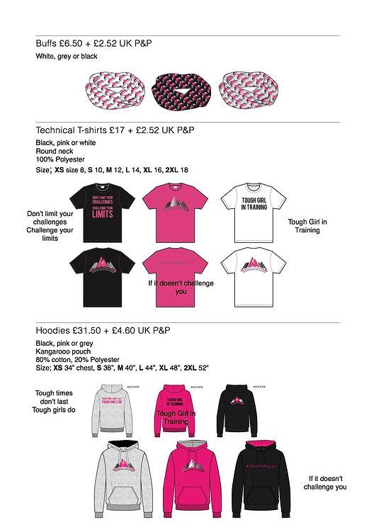 Merchandise information