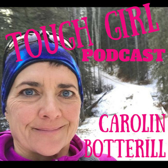 Carolin Botterill - 52 year old mum of 3 who became an accidental ultra runner!