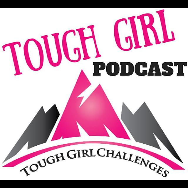 Tough Girl Podcast Logo