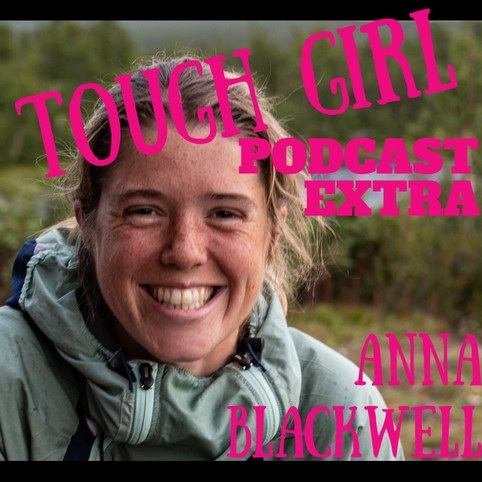 Anna Blackwell - Green Ribbon Expedition 2019 - 1,000km solo trek across Arctic and Northern Scandin