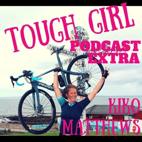 Kiko Matthews - Cycling 6,900km around the UK and Ireland's coasts, beach cleaning