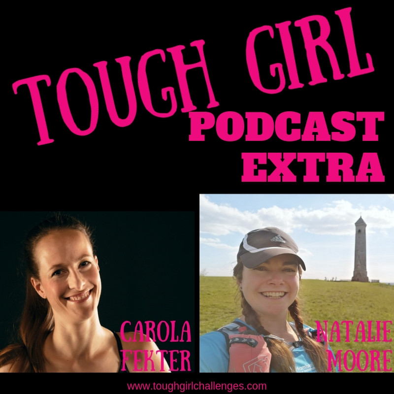 Dani French - 42 challenges before turning 42 & Hannah Dayan - getting back into cycling and doing Cyclo-cross!