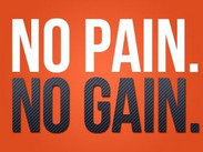 Week 5 - No Pain, No Gain
