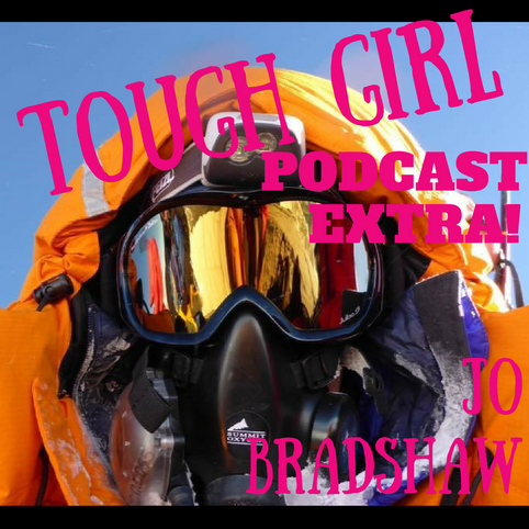 Jo Bradshaw - Mountaineer & Expedition Leader discussing her summit of Mount Everest!