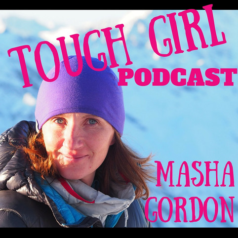 Masha Gordon, a mum-of-two, who has entered the world record books by becoming the fastest women to