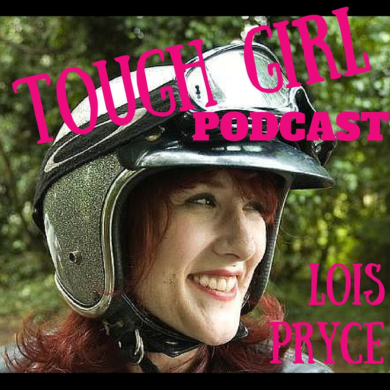 Lois Pryce a British travel writer, who explores the world on her motorbike!