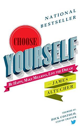 Blinkist - Inspiring Books! Choose Yourself By James Altucher