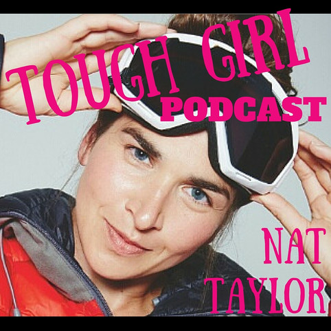 Nat Taylor - British Army Dr, Adventure runner & training for the Ex Ice Maiden Challenge!