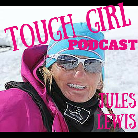 Jules Lewis from Mountain High - Her mission, to inspire people to step outside of their comfort zon