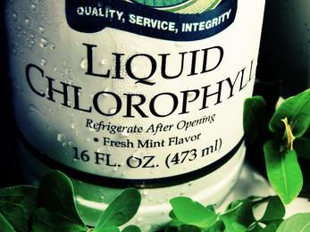 Liquid Chlorophyll is AMAZING!