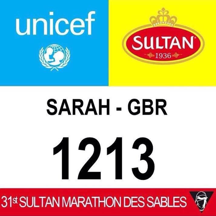 Sarah Williams MDS 2016 Race Number 1213