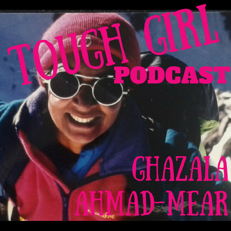 Tough Girl - Dr. Ghazala Ahmad-Mear - Surgeon for the NHS, Adventurer and only woman who walked with Robert Swan on the South Pole Energy Challenge in January 2018.