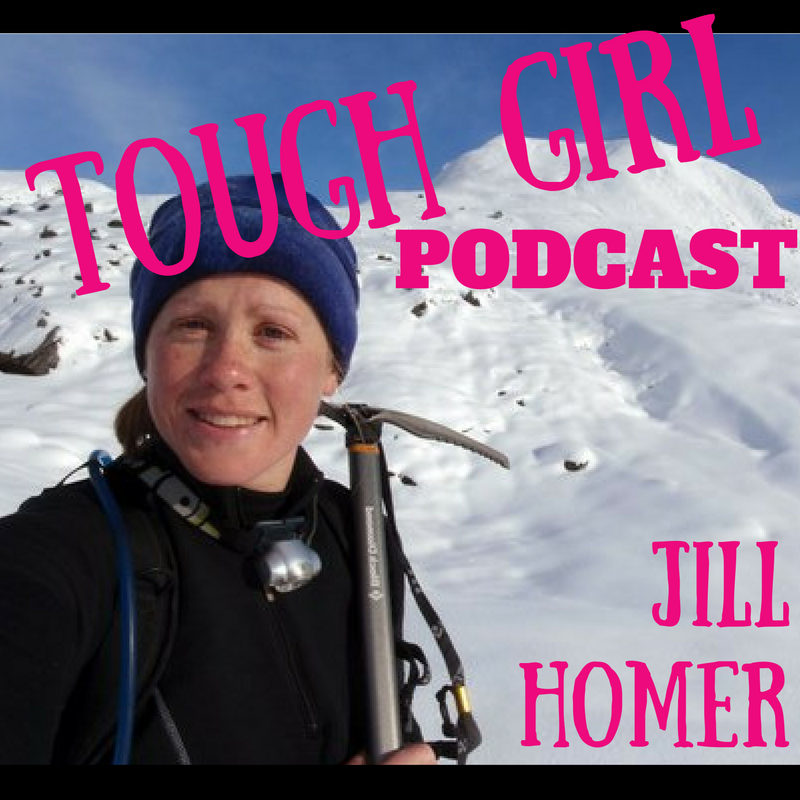 Jill Homer - Ultra Endurance Cyclist & Runner - Talking about the Iditarod Trail & the Tour Divide!