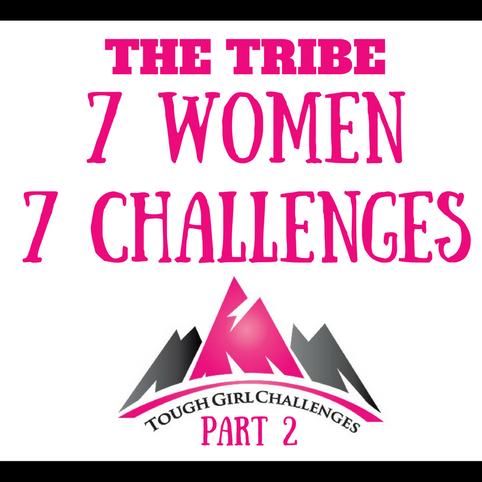 Part 2 - 7 Women - 7 Challenges 2017 - Show notes!