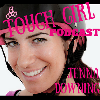 Tough Girl - Jenna Downing - Inline skating World Champion, 10 x British Champion and is a X-Games s