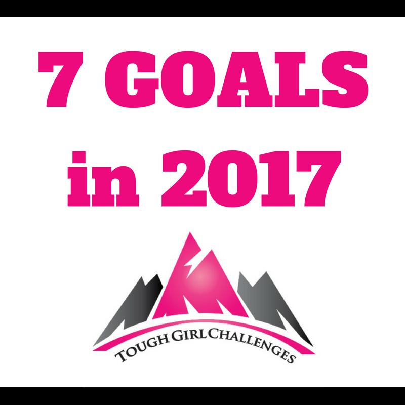 7 Goals in 2017