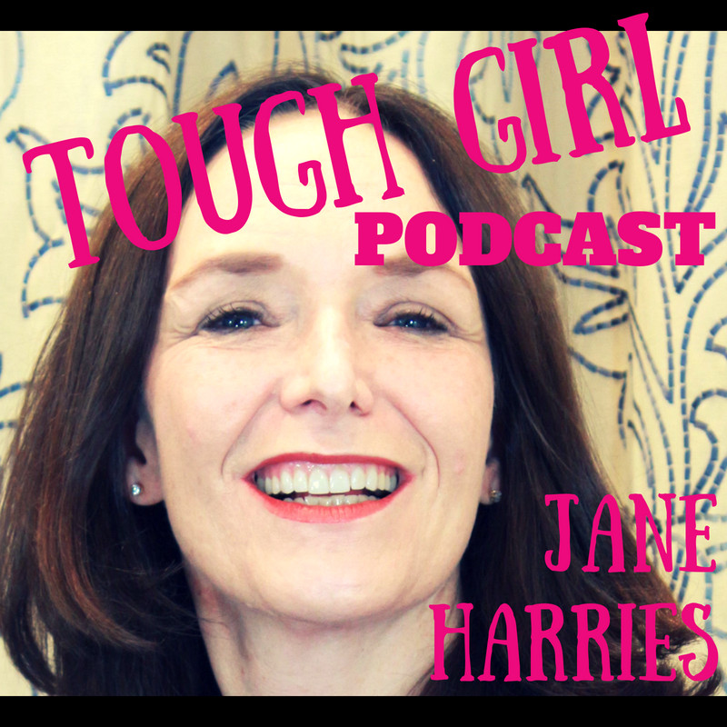 Tough Girl - Jane Harries - 51 talks about her life, travel and completing the Marathon des Sables. Jane is also the founder of AdventureShe Magazine.