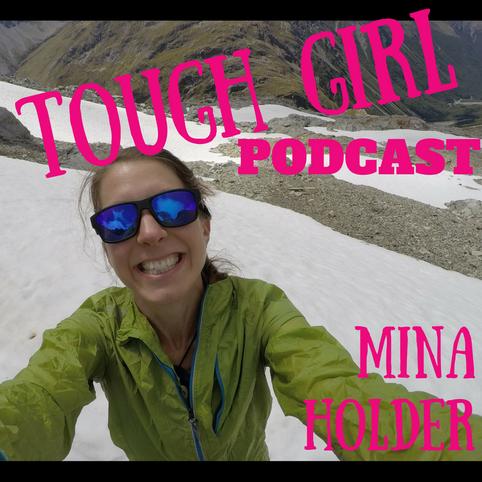 Mina Holder - 36, Primary School teacher who has run the full length of New Zealand & Great Britain!