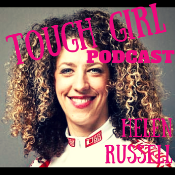 Tough Girl - Helen Russell - World Champion - Duathlete & Triathlete.