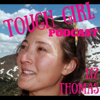 """Liz """"Snorkle"""" Thomas - """"Queen of Urban Hiking"""", triple crown hiker, whose completed over 20 long dis"""