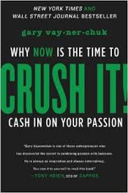 Blinkist - Inspiring Books! CRUSH IT!      By Gary Vaynerchuk