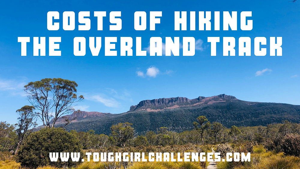 Costs of hiking the Overland Track, Tasmania