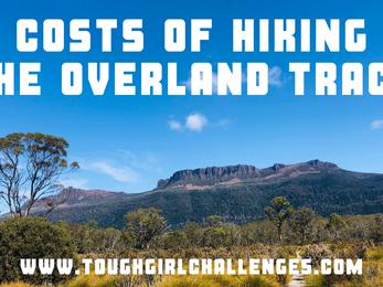 Costs of hiking The Overland Track, Tasmania
