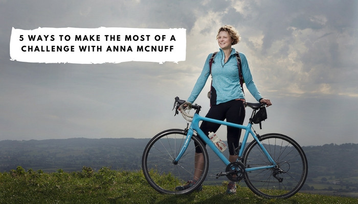 Fiona Quinn - walked Great Britain; 993 miles, solo and unsupported over 57 days.  (And then cycled it!)