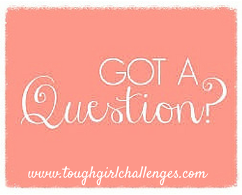 Got A Question? Ask Sarah!