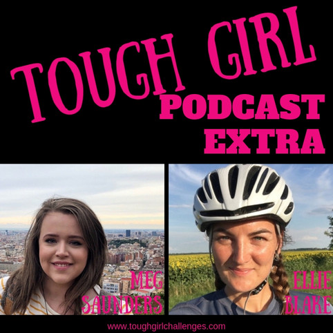 Ellie Blake - Her journey to Ironman Wales & Meg Saunders - Hiking the Inca Trail and signing up