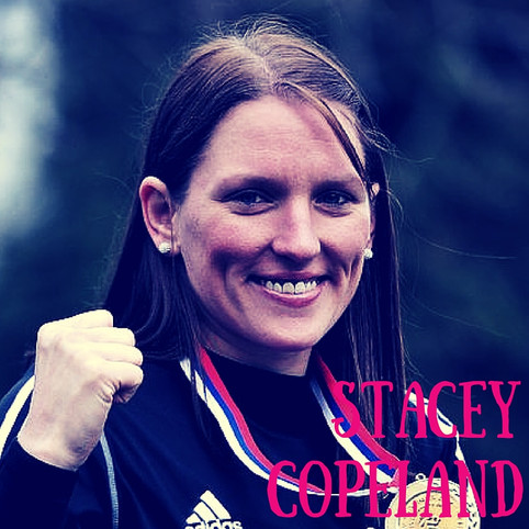 Tough Girl - Stacey Copeland - British Boxer 2015 Nations Cup Gold Medallist