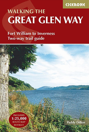 The Great Glen Way Fort William to Inverness Two-way trail guide