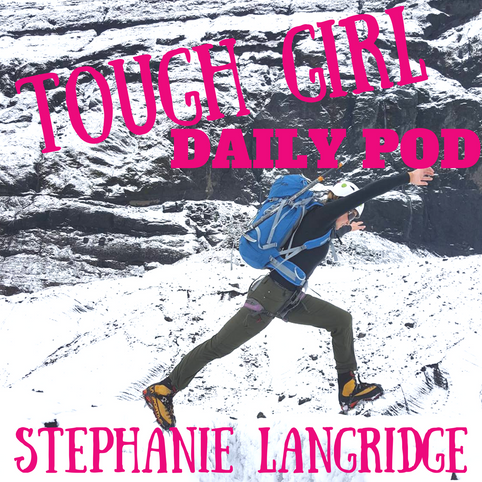 Tough Girl Daily - 17th April - Special Guest - Stephanie Langridge!