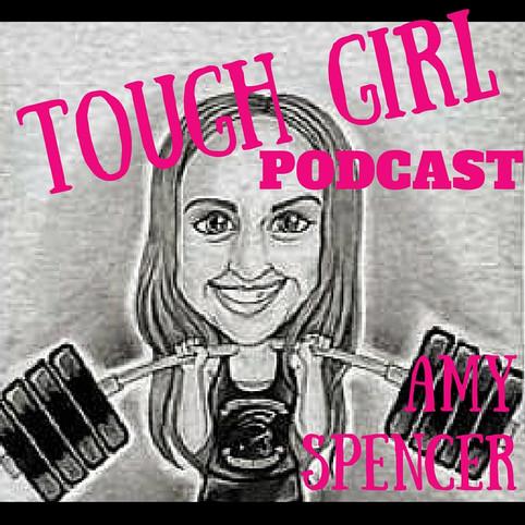 Tough Girl - Amy Spencer - Powerlifter - European Junior Bronze Medallist 2015