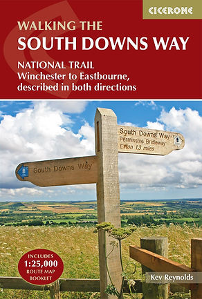 The South Downs Way Winchester to Eastbourne, described in both directions