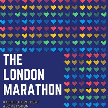 Advice and Tips from the Tough Girl Tribe for the London Marathon!!