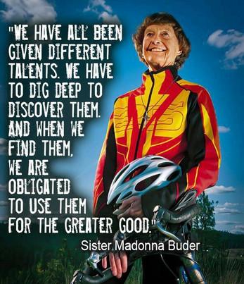 Tough Girl - Sister Madonna Buder
