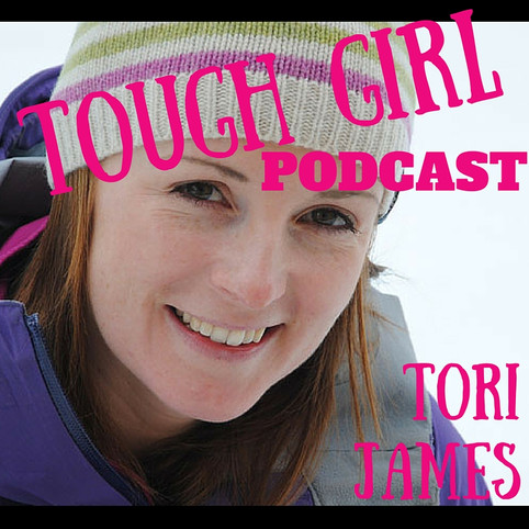 Transcript of the Tough Girl Podcast with Tori James - First Welsh women to climb Everest!