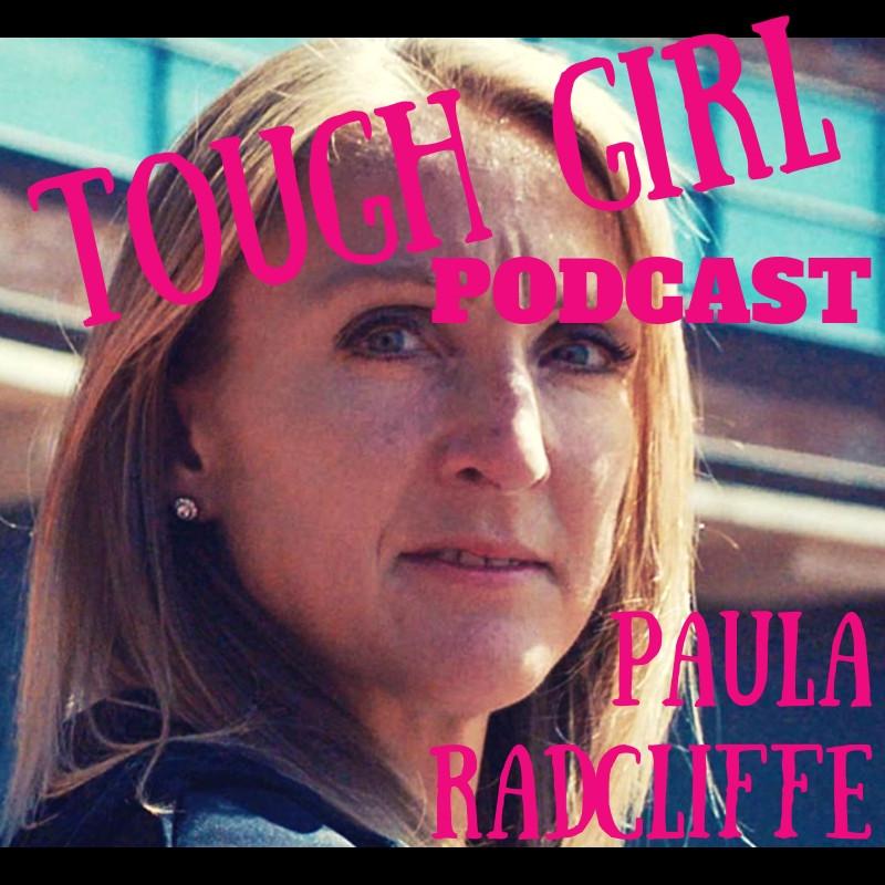 Paula Radcliffe MBE - fastest female marathoner of all time,