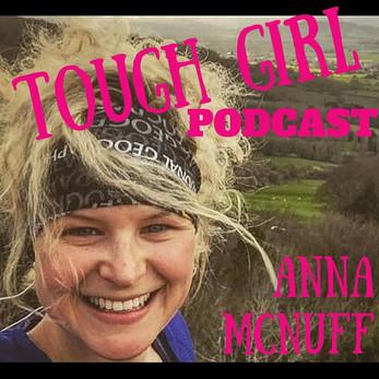 Tough Girl - Anna McNuff - Adventurer, Speaker & Mischief Maker!  She has cycled 11,000 miles ar
